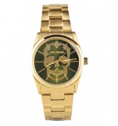 Relógio analógico feminino de quartzo Zadig & Voltaire com pulseira de aço inoxidável